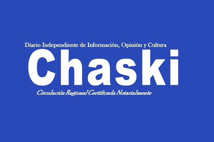 diario chaski apurimac, diario chaski