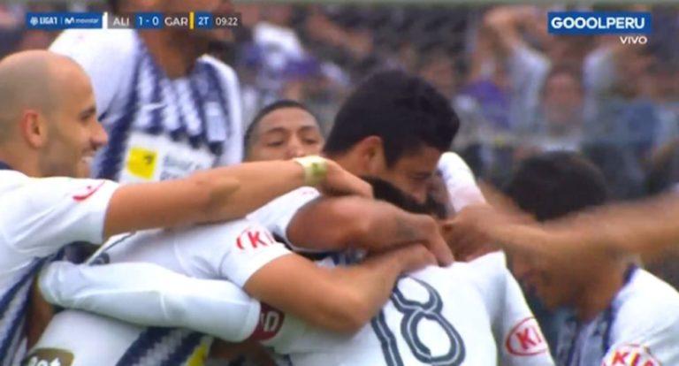 Alianza Lima Vs Real Garcilaso Beltran Adelanto A Los